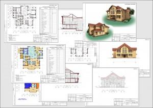 Стоимость индивидуального проекта дома