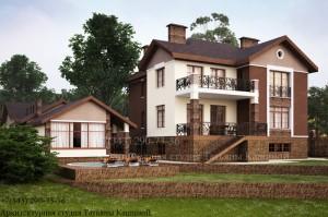 Заказать индивидуальный проект дома