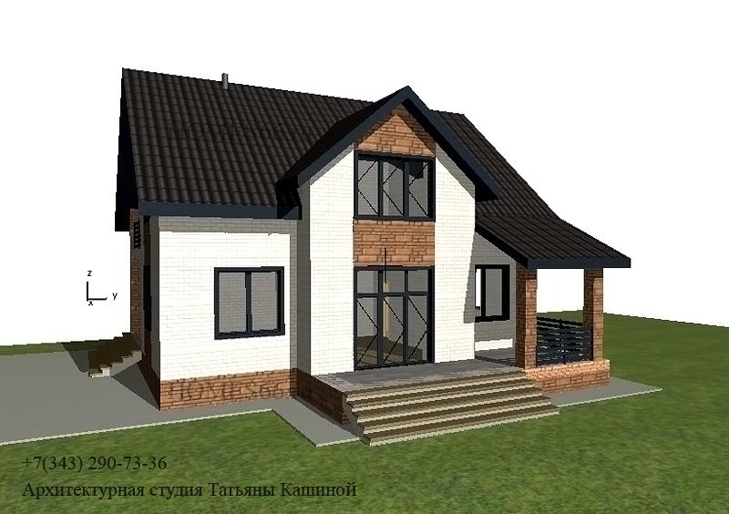 Экспресс-проект дома